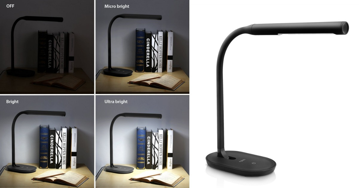 Best ideas about Desk Lamp Amazon . Save or Pin Amazon Desk Lamp Dimmable Reading Light With USB Charging Now.