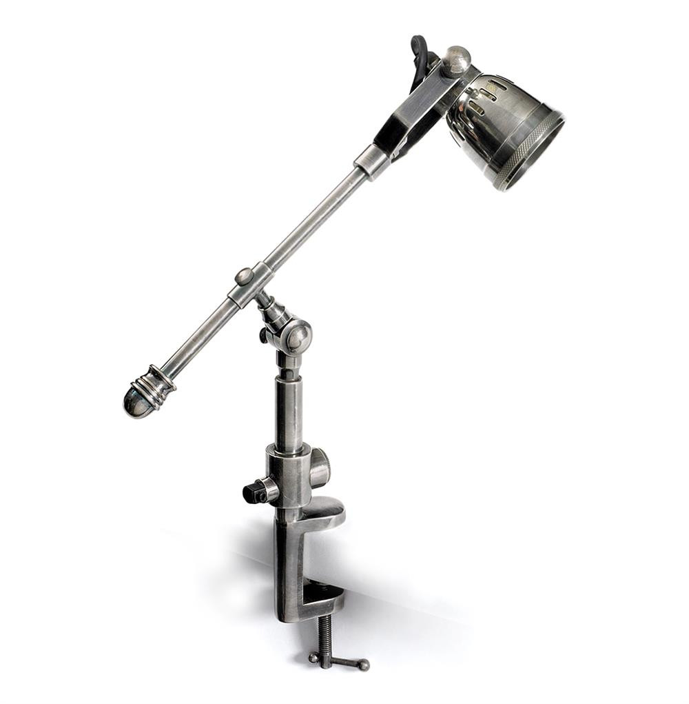Best ideas about Desk Lamp Clamp . Save or Pin Leighton Architectural Drafting Industrial Steel Clamp Now.