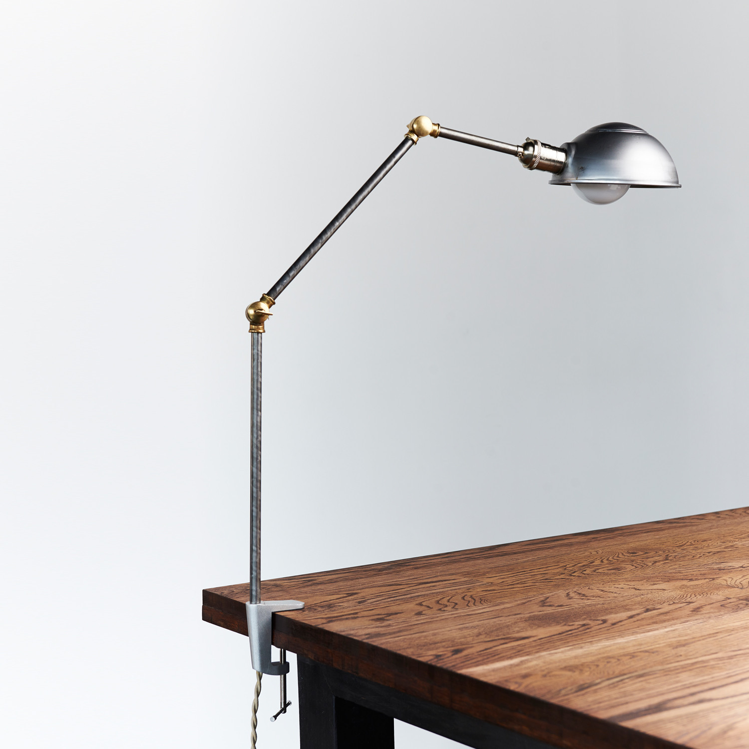 Best ideas about Desk Lamp Clamp . Save or Pin Clamp Desk Lamp Southern Lights Electric Touch of Now.