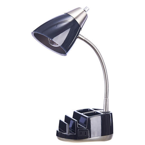 Best ideas about Desk Lamp With Outlet . Save or Pin Organizer Desk Lamp with Outlet Now.