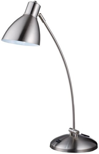 Best ideas about Desk Lamp With Outlet . Save or Pin Normande HS1 1461A 60 Watt Desk Lamp with board Now.