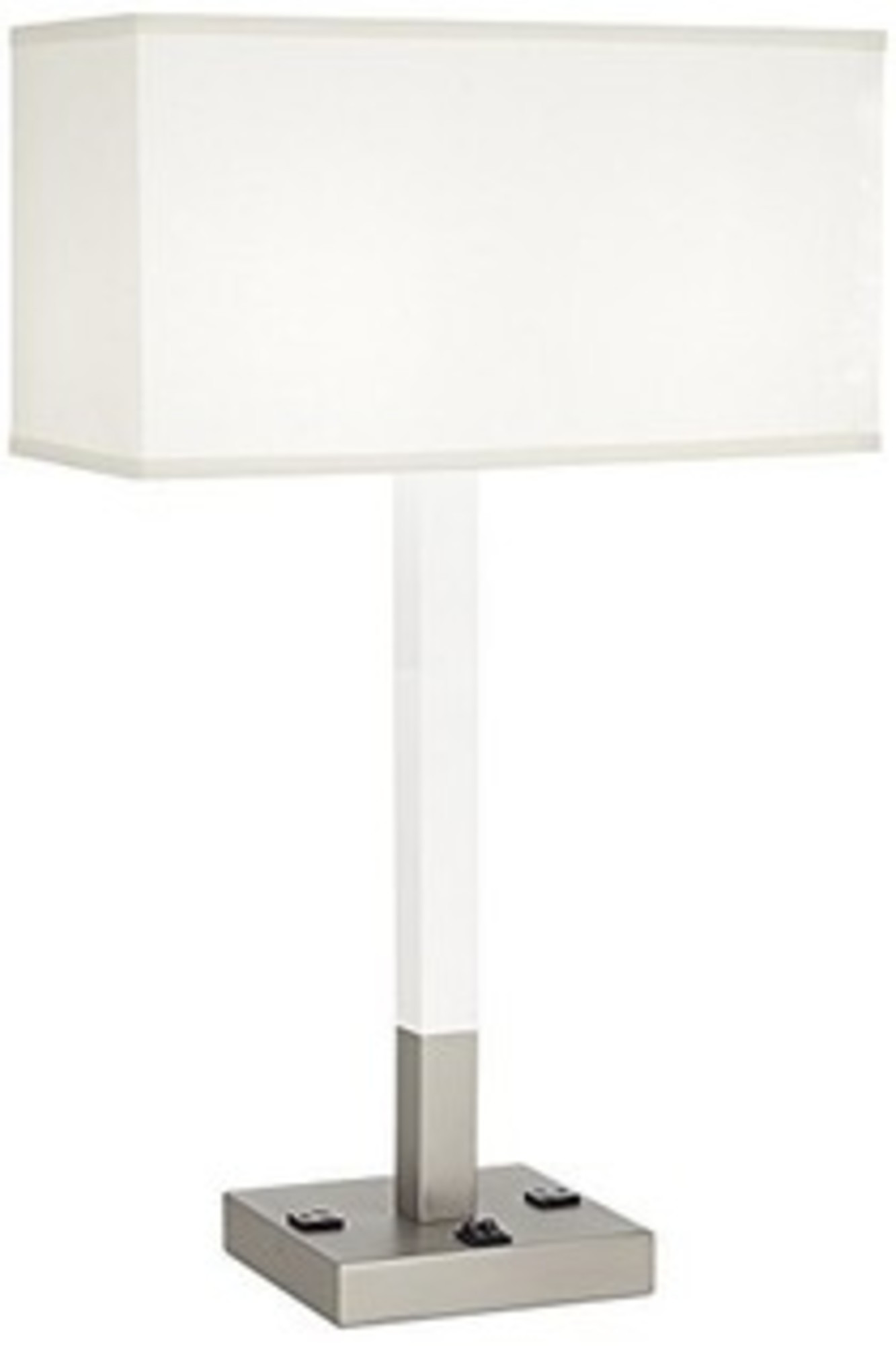 Best ideas about Desk Lamp With Outlet . Save or Pin Best Table Lamps with Power Outlets Electrical Outlet in Now.