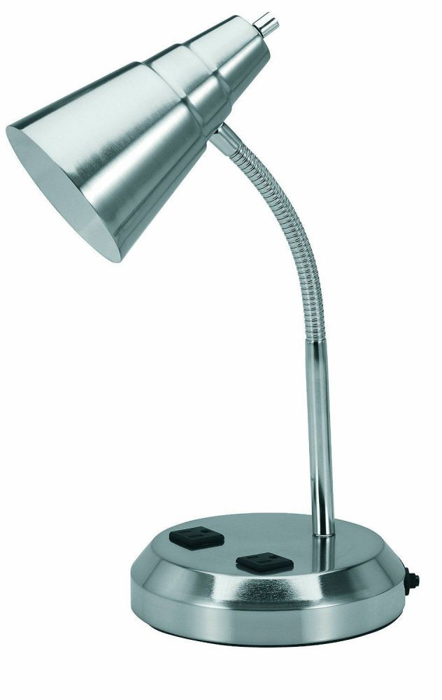 Best ideas about Desk Lamp With Outlet . Save or Pin Desk Lamp with Outlet for Home fice Desk Now.