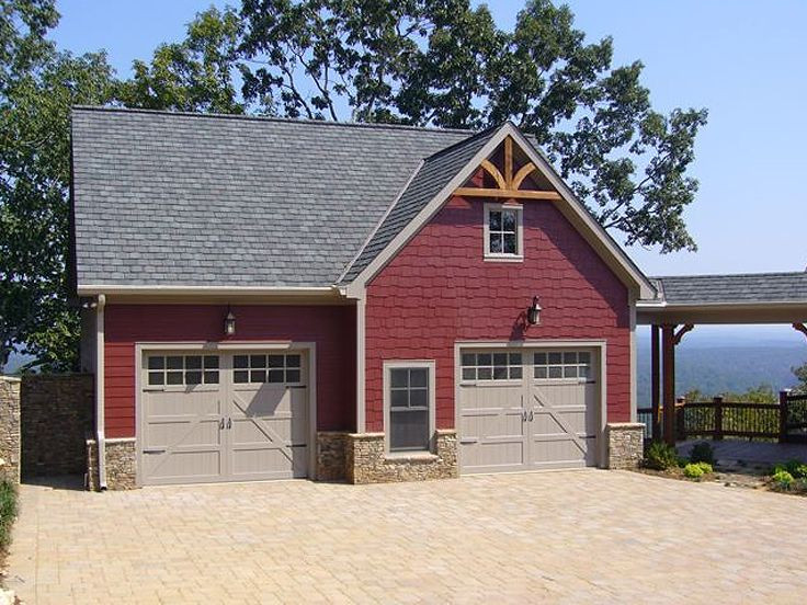 Best ideas about Detached Garage Design Ideas . Save or Pin Carriage House Plans Now.