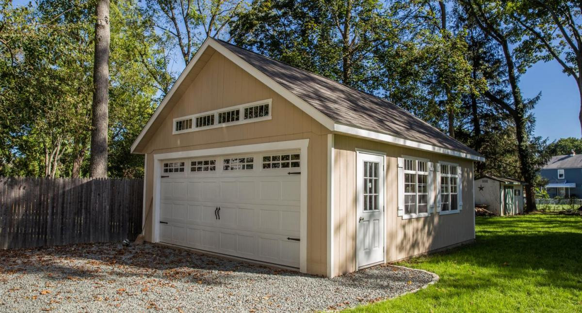 Best ideas about Detached Garage Design Ideas . Save or Pin 10 Ideas That Will help you want to decide Now.