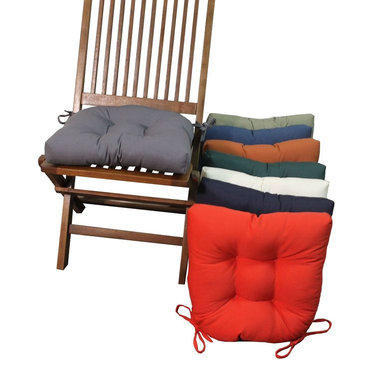 Best ideas about Dining Chair Cushions With Ties . Save or Pin 26 best Dining Chair Cushions With Ties images on Now.
