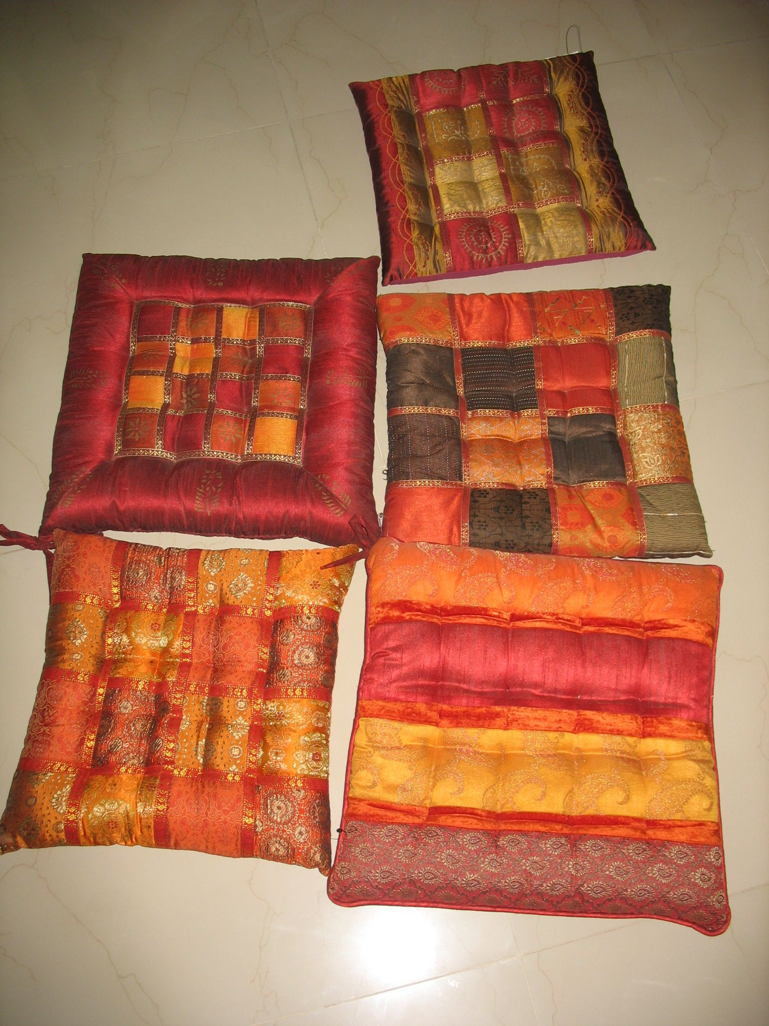 Best ideas about Dining Chair Cushions With Ties . Save or Pin Dining Chair cushions with ties Now.
