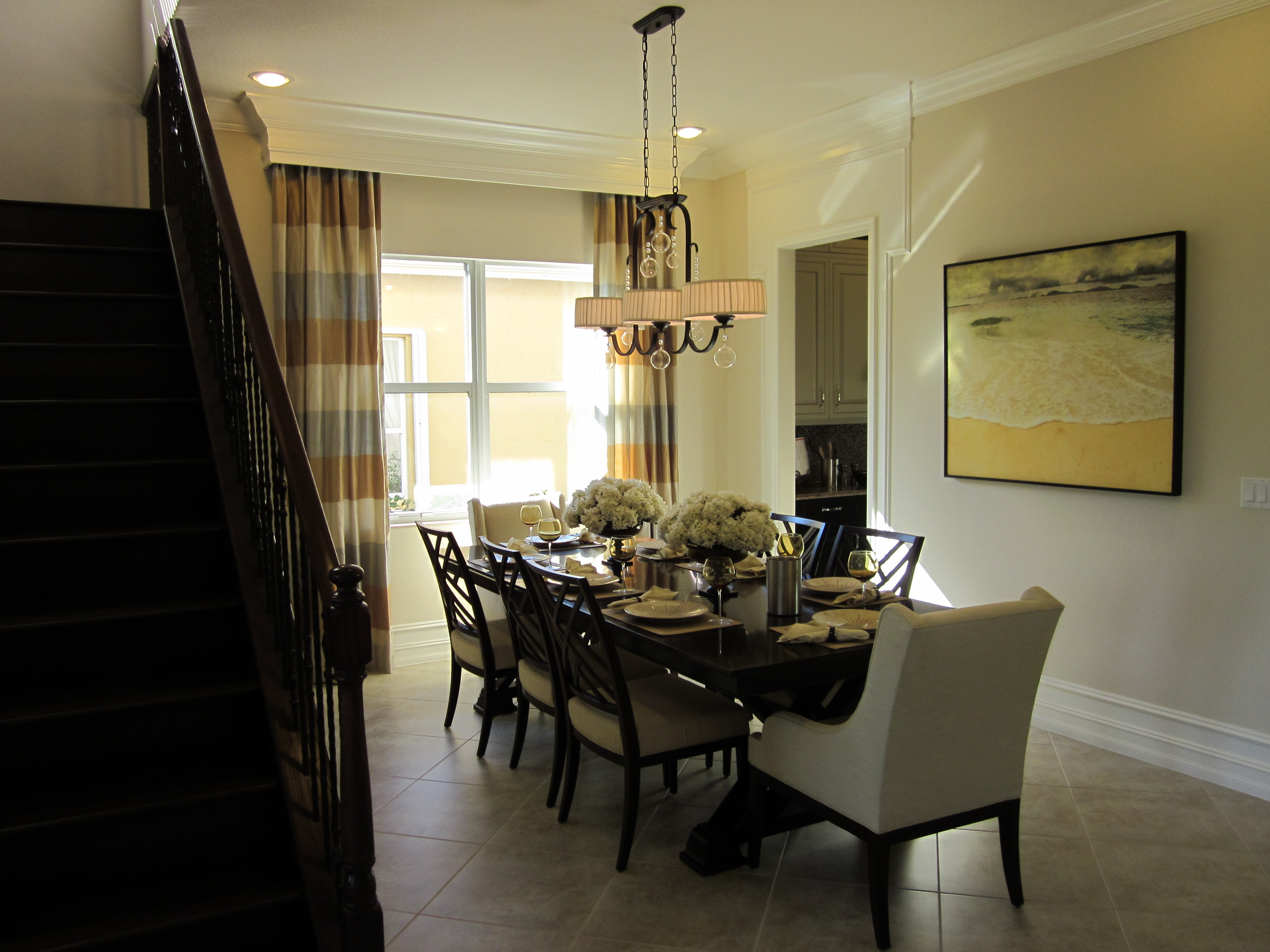 Best ideas about Dining Room Chandelier . Save or Pin Decorating Tip of the Week Now.