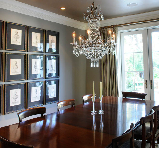Best ideas about Dining Room Chandelier . Save or Pin Chandeliers Crystal Chandeliers and Venetian Glass Now.
