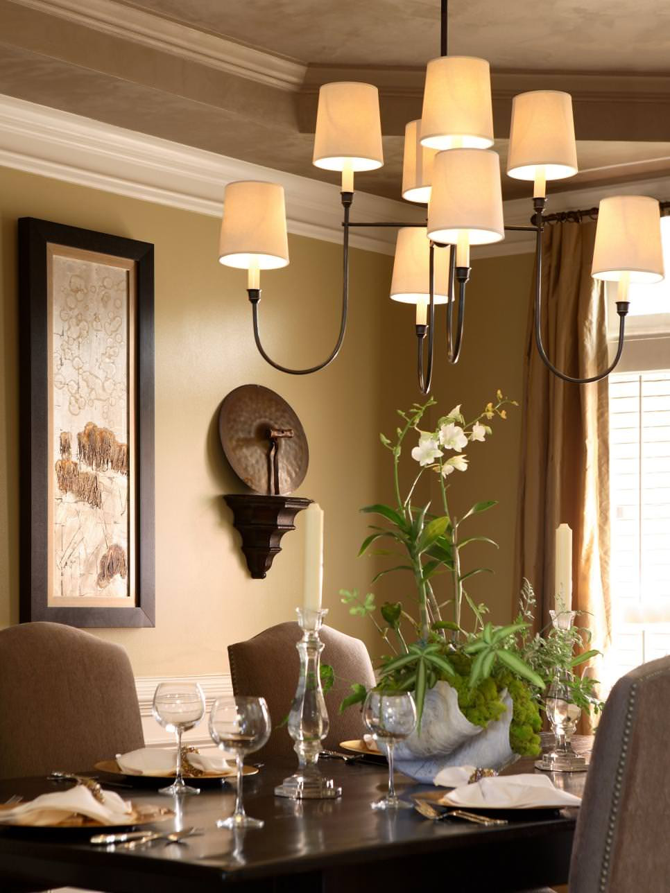 Best ideas about Dining Room Chandelier . Save or Pin 23 Dining Room Chandelier Designs Decorating Ideas Now.