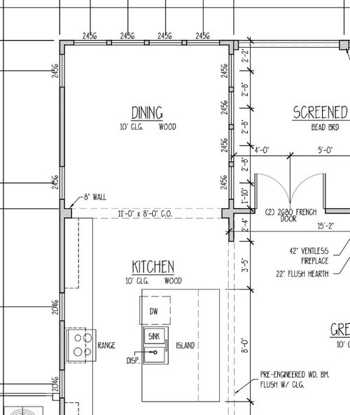 Best ideas about Dining Room Dimensions . Save or Pin What size dining tables work well in a 12x12 dining room Now.