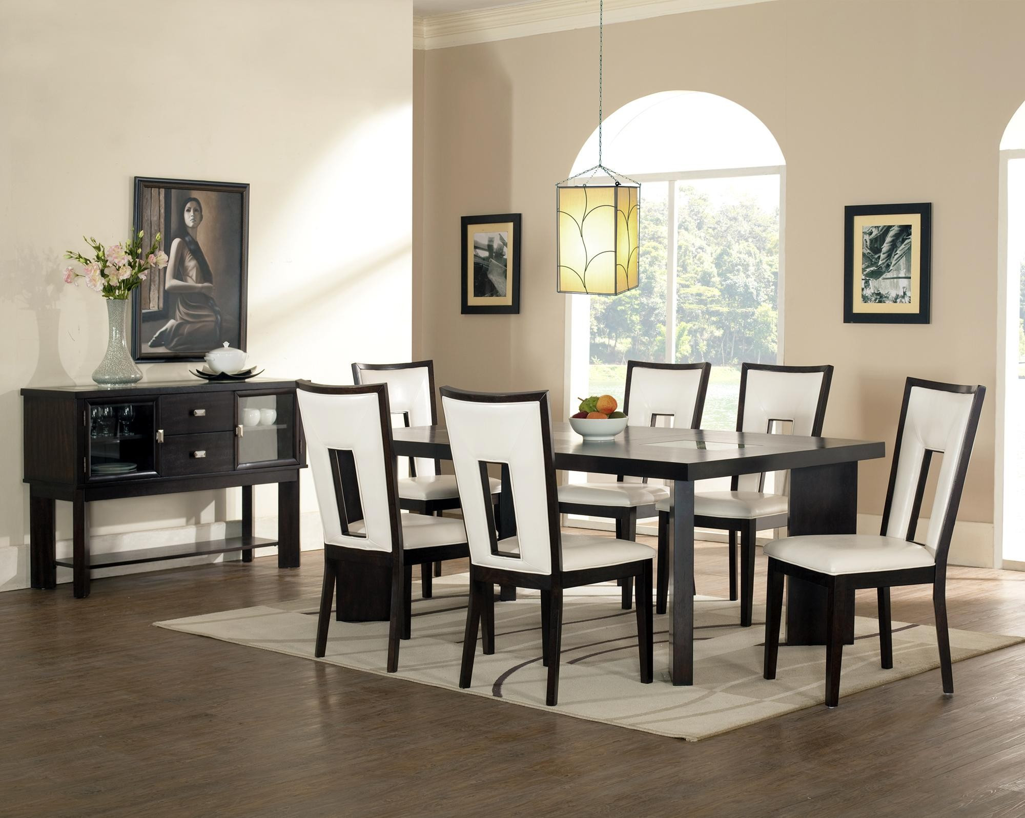 Best ideas about Dining Room Furniture . Save or Pin Contemporary Dining Room Sets for Beloved Family Traba Homes Now.