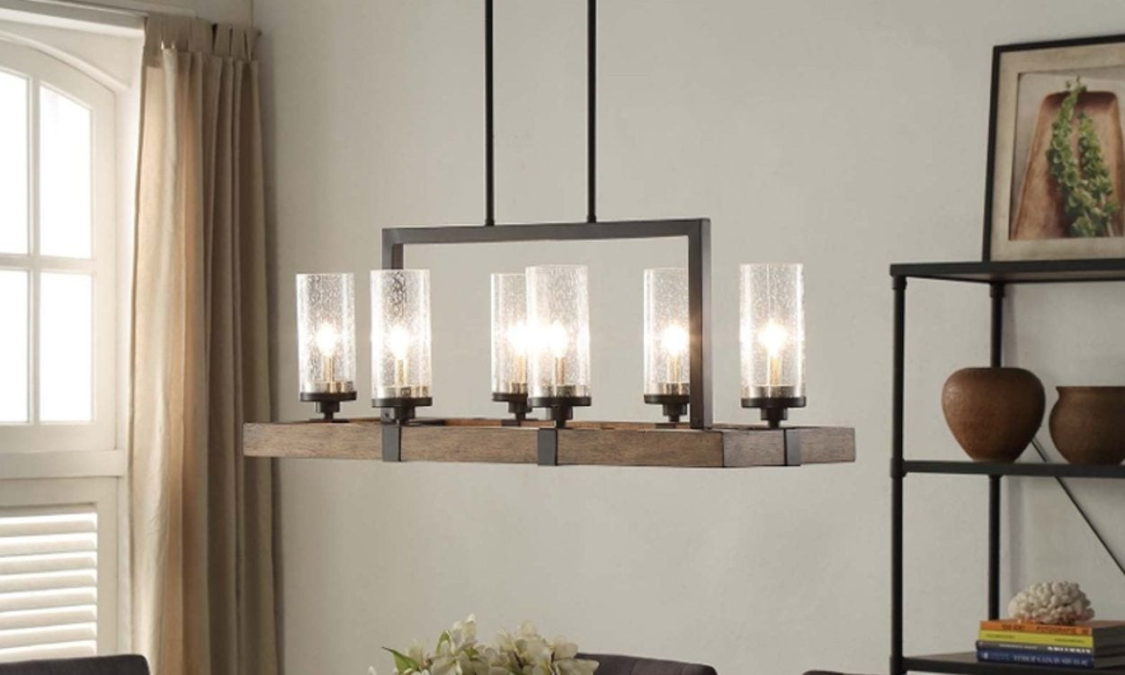 Best ideas about Dining Room Lighting Fixtures . Save or Pin Top 6 Light Fixtures for a Glowing Dining Room Overstock Now.