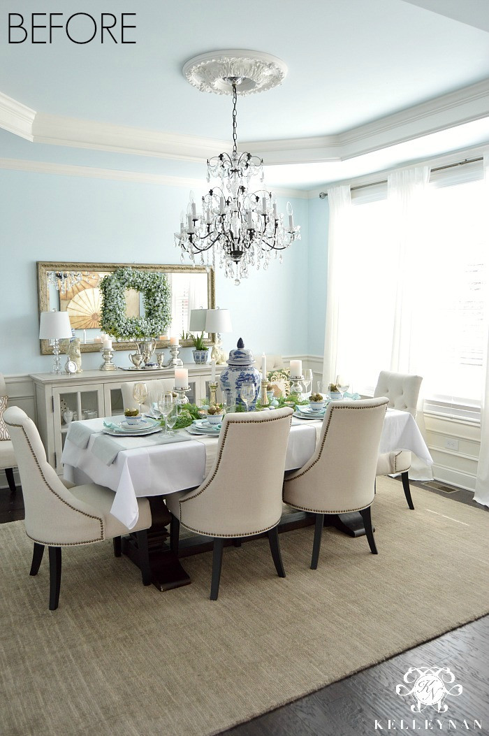 Best ideas about Dining Room Mirrors . Save or Pin Dining Room Update Now.