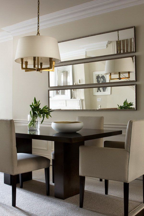 Best ideas about Dining Room Mirrors . Save or Pin Best 25 Small dining rooms ideas on Pinterest Now.