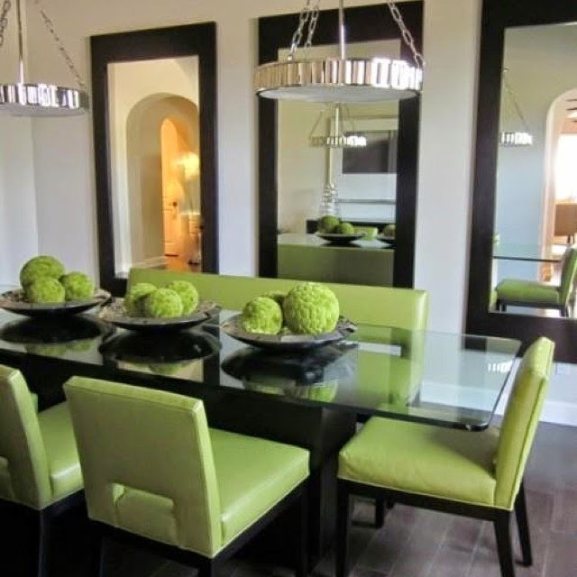 Best ideas about Dining Room Mirrors . Save or Pin Designing Home Using mirrors to solve decorating problems Now.