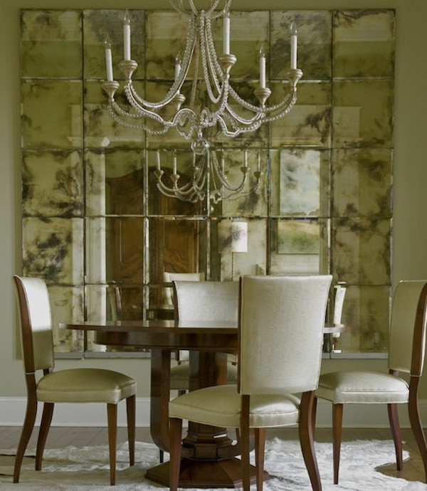 Best ideas about Dining Room Mirrors . Save or Pin Opening Up Your Interiors with Inspiring Mirrors Now.