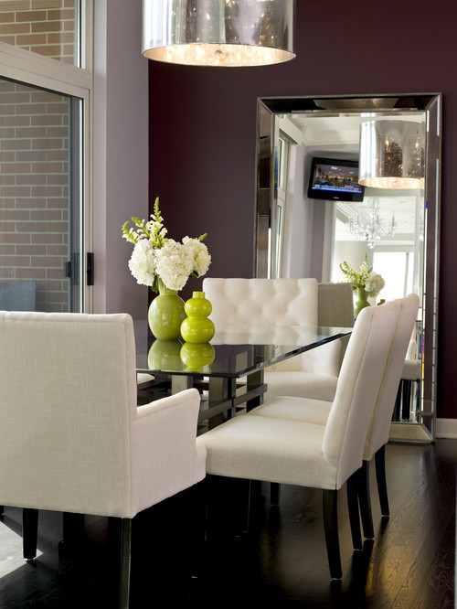 Best ideas about Dining Room Mirrors . Save or Pin Decorate Dining Rooms with Mirrors Now.