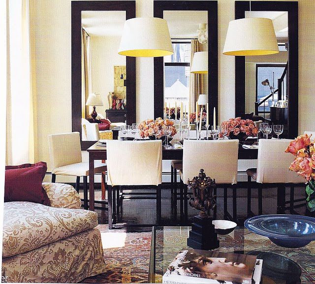 Best ideas about Dining Room Mirrors . Save or Pin Mirror Mirror on the Wall Now.