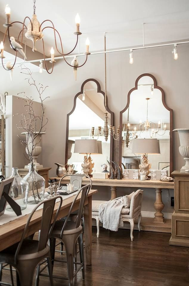 Best ideas about Dining Room Mirrors . Save or Pin What decoration should you choose for your dining area Now.