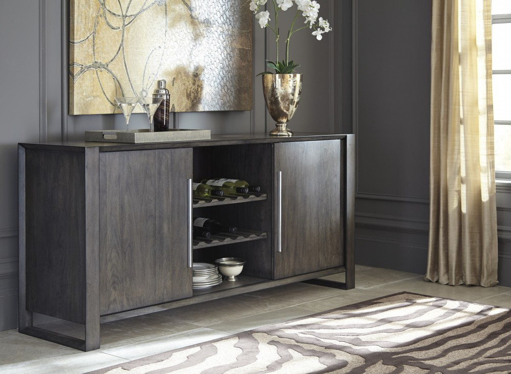 Best ideas about Dining Room Server . Save or Pin Chadoni Gray Dining Room Server D624 60 Now.