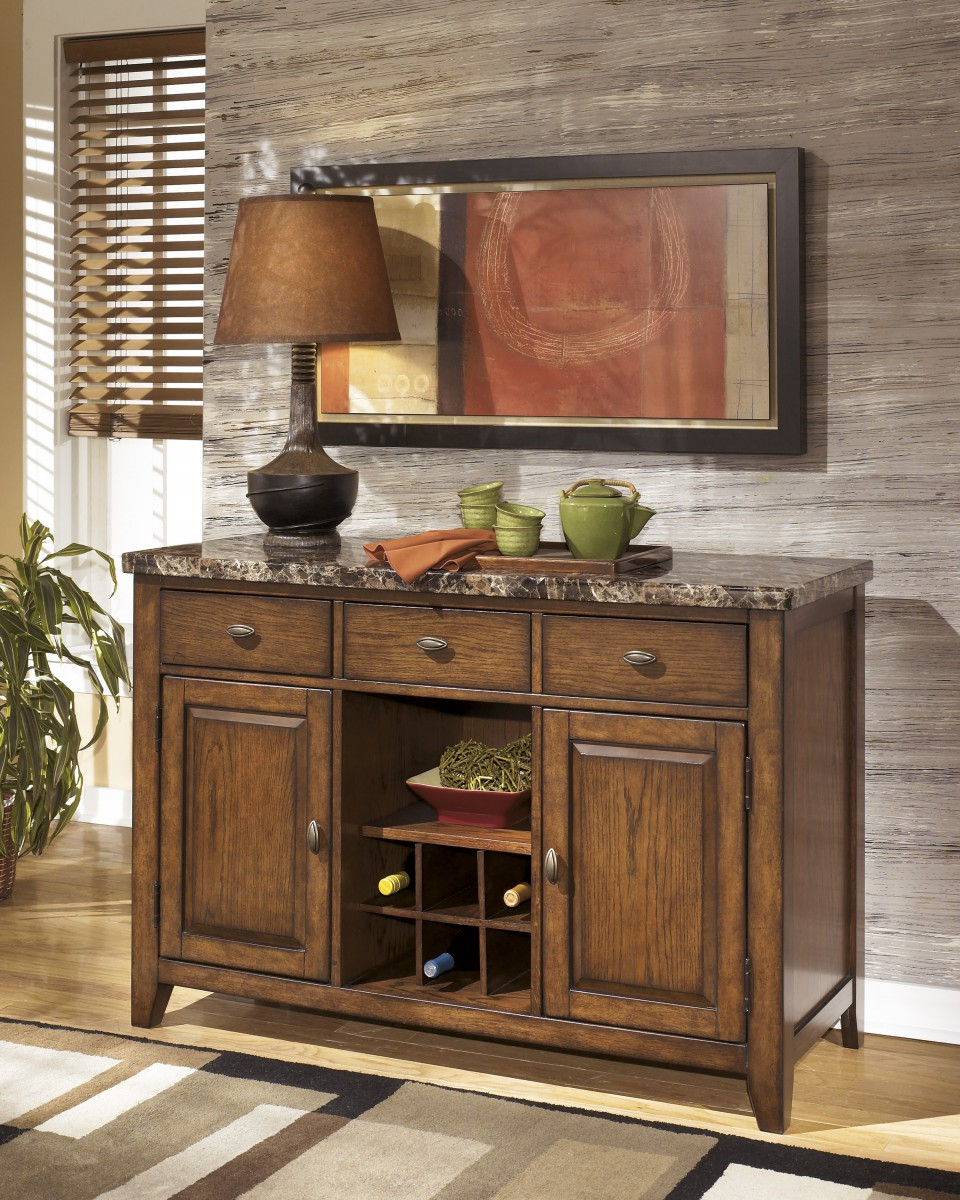 Best ideas about Dining Room Server . Save or Pin D328 60 Signature by Ashley Lacey Dining Room Server Now.