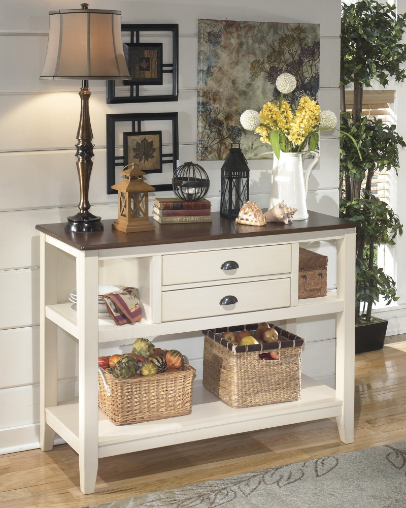 Best ideas about Dining Room Server . Save or Pin Whitesburg Dining Room Server D583 59 Now.