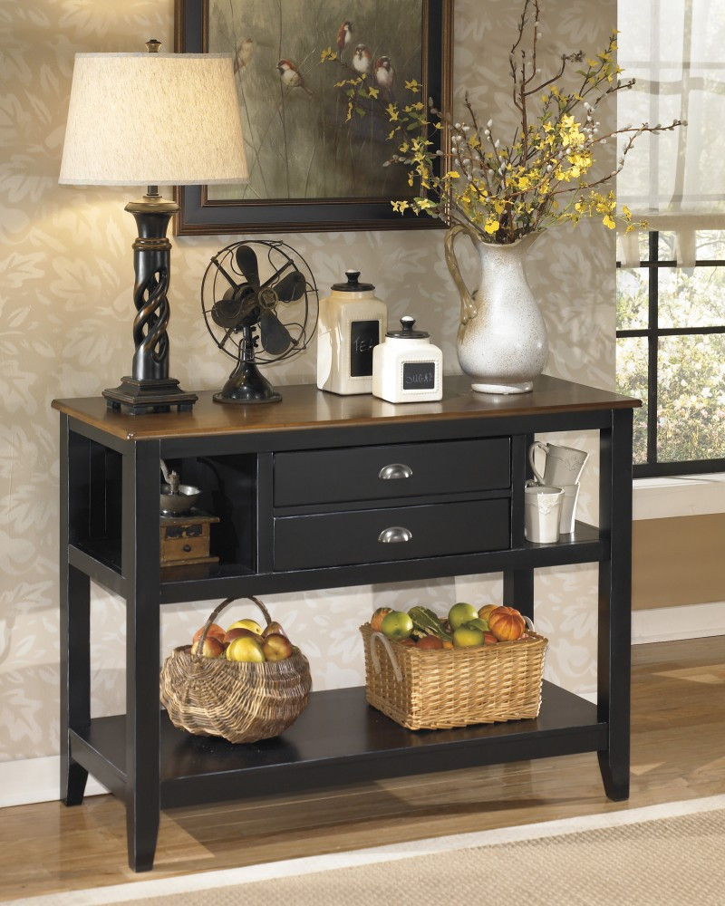Best ideas about Dining Room Server . Save or Pin D580 59 Ashley Furniture Owingsville Dining Room Server Now.