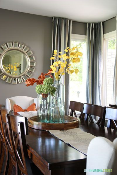 Best ideas about Dining Room Tables Centerpiece Ideas . Save or Pin 25 best ideas about Kitchen table centerpieces on Now.