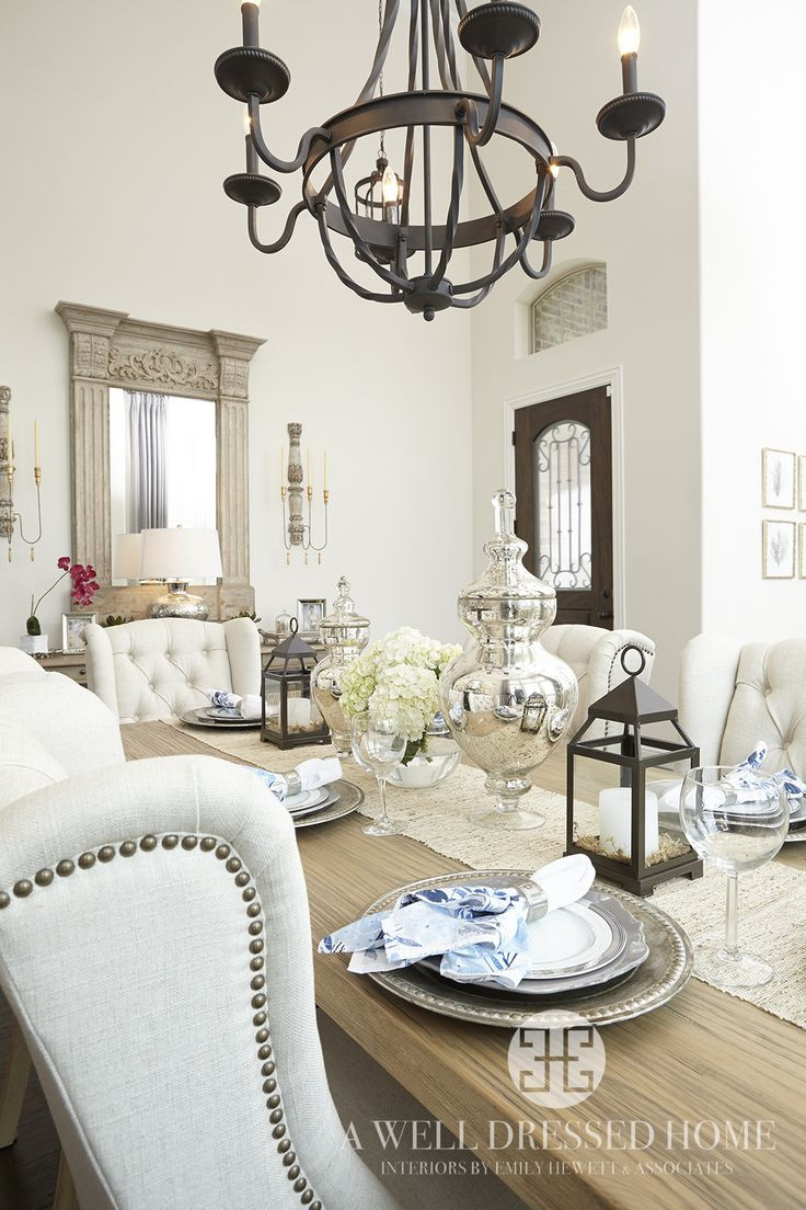 Best ideas about Dining Room Tables Centerpiece Ideas . Save or Pin Best 25 Dining room table centerpieces ideas on Pinterest Now.