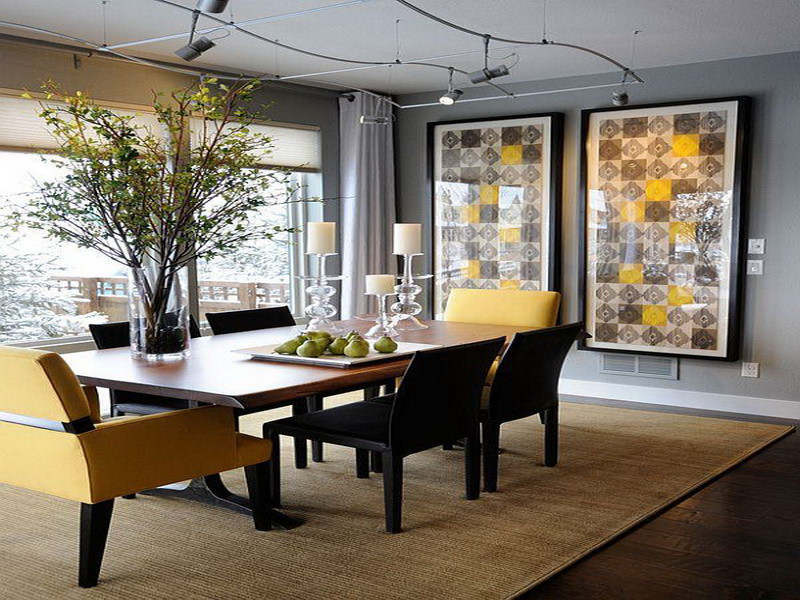 Best ideas about Dining Room Tables Centerpiece Ideas . Save or Pin 25 Elegant Dining Table Centerpiece Ideas Now.