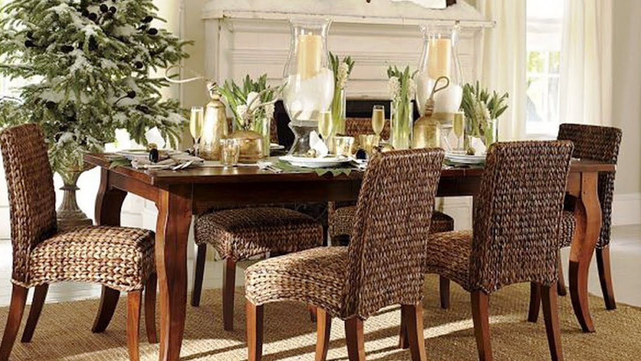 Best ideas about Dining Room Tables Centerpiece Ideas . Save or Pin Awesome Dining Tables Decoration Ideas Now.