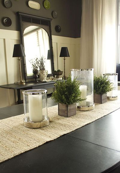 Best ideas about Dining Room Tables Centerpiece Ideas . Save or Pin Top 9 Dining Room Centerpiece Ideas Now.