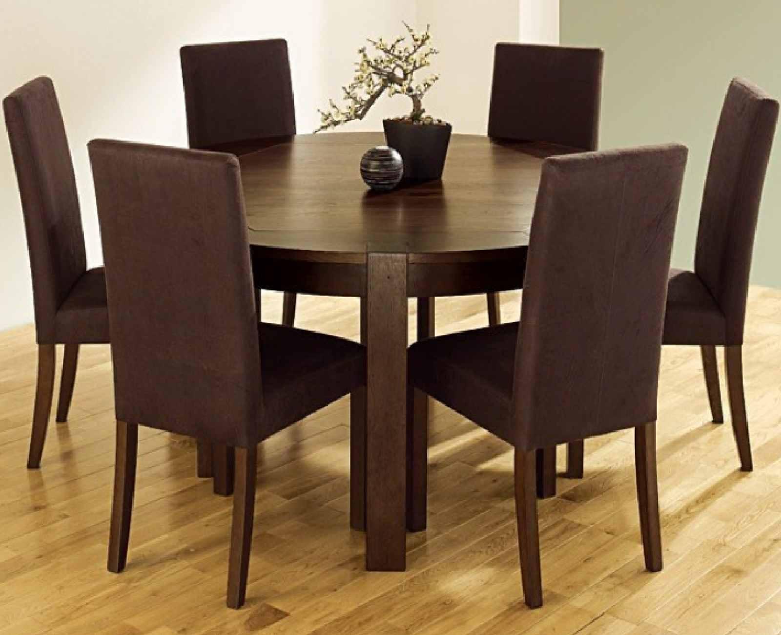 Best ideas about Dining Room Tables . Save or Pin Using Round Dining Tables Pros and Cons Traba Homes Now.