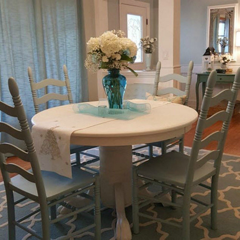 Best ideas about Dining Room Tables . Save or Pin 9 Dining Room Table Makeovers We Can t Stop Looking At Now.