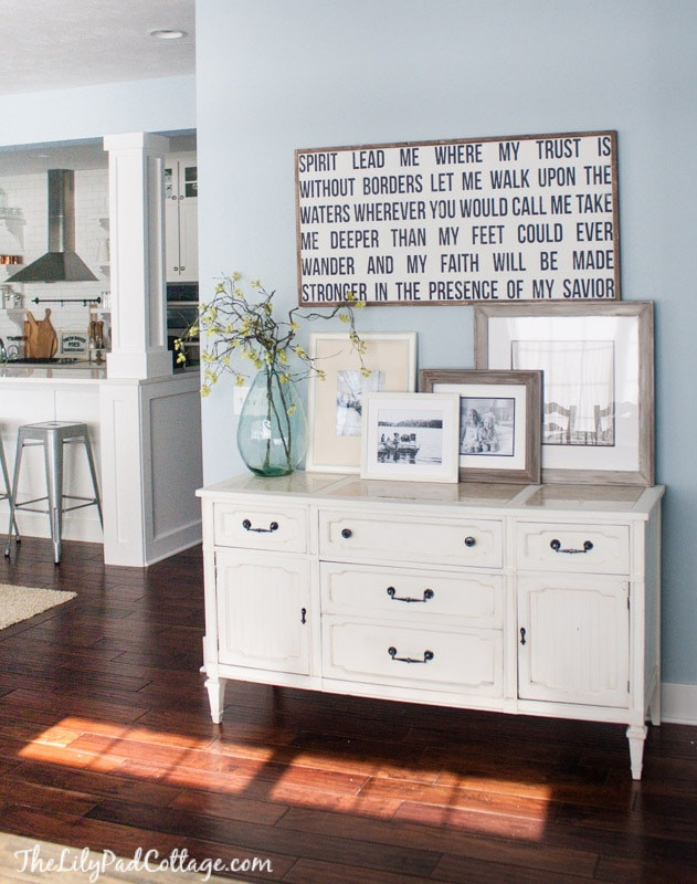Best ideas about Dining Room Wall Art . Save or Pin Dining Room Wall Art The Lilypad Cottage Now.