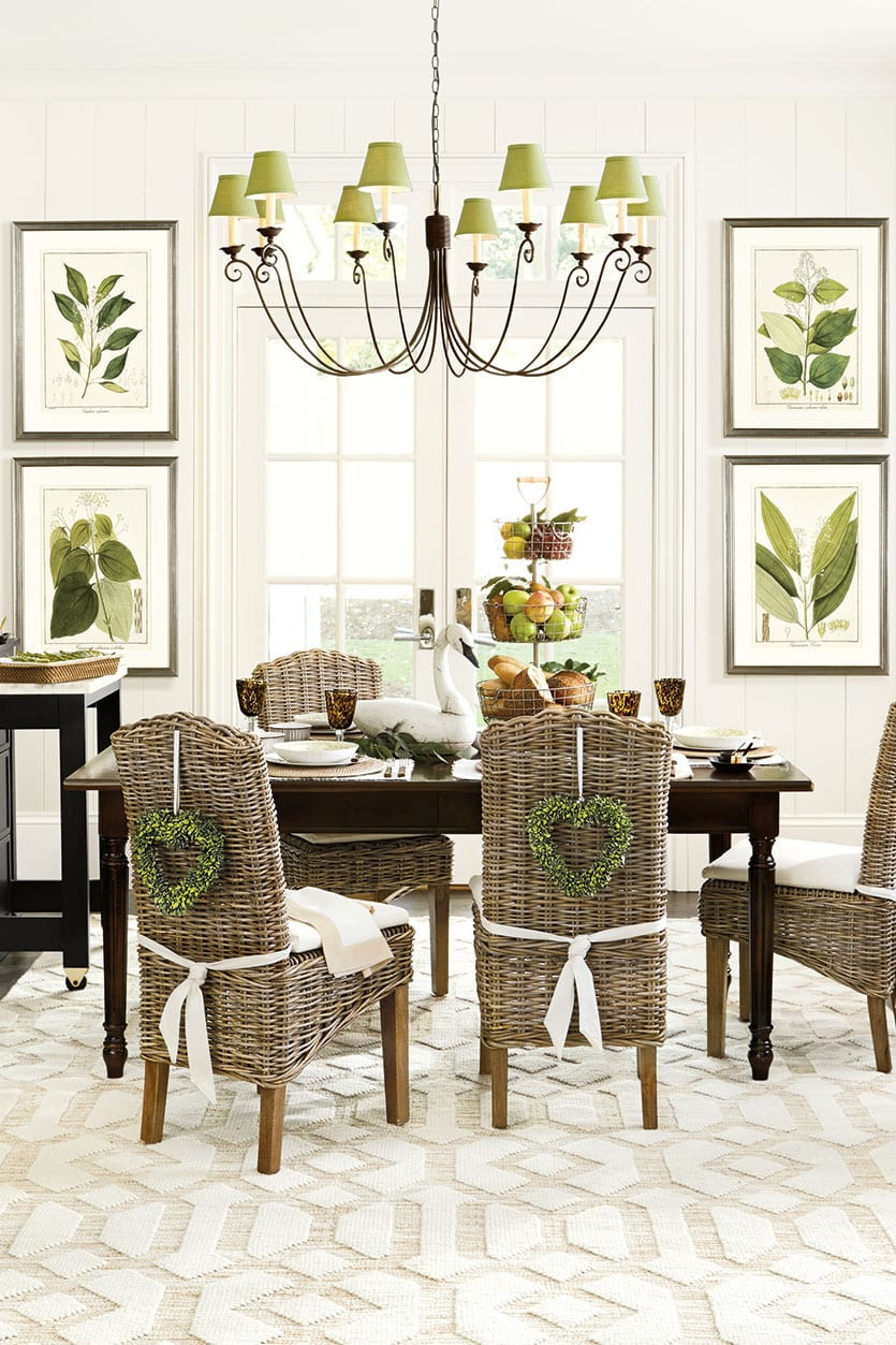 Best ideas about Dining Room Wall Art . Save or Pin The How To of Hanging Wall Art Now.