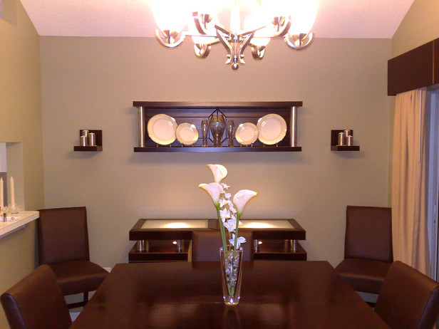 Best ideas about Dining Room Wall Art . Save or Pin 20 Fabulous Dining Room Wall Decorating Ideas – Home And Now.