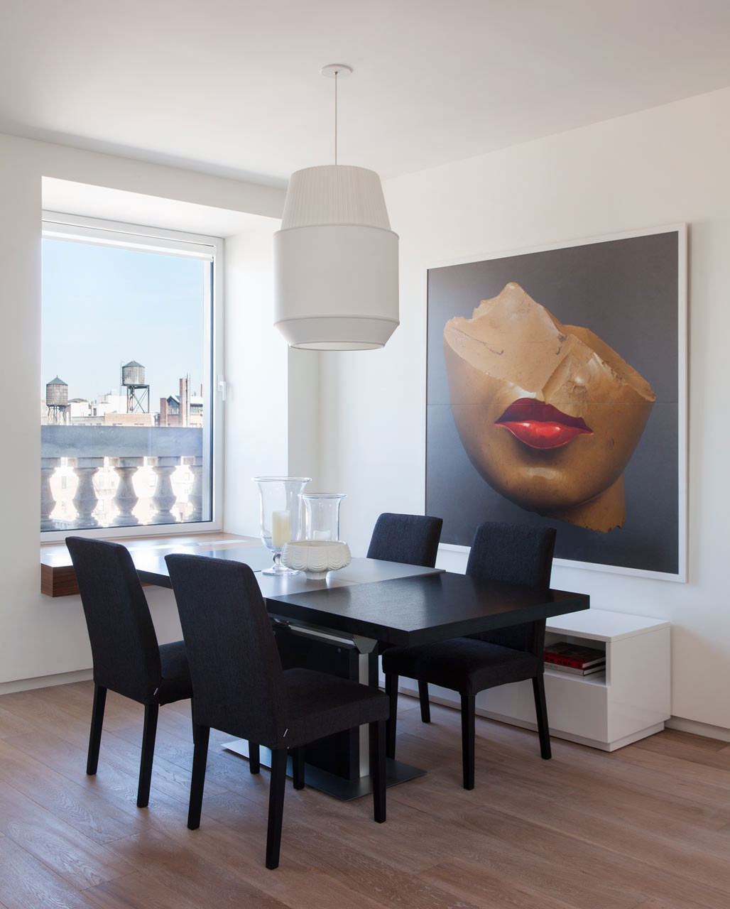 Best ideas about Dining Room Wall Art . Save or Pin How To Add The Wow Factor Through Modern Wall Art Now.