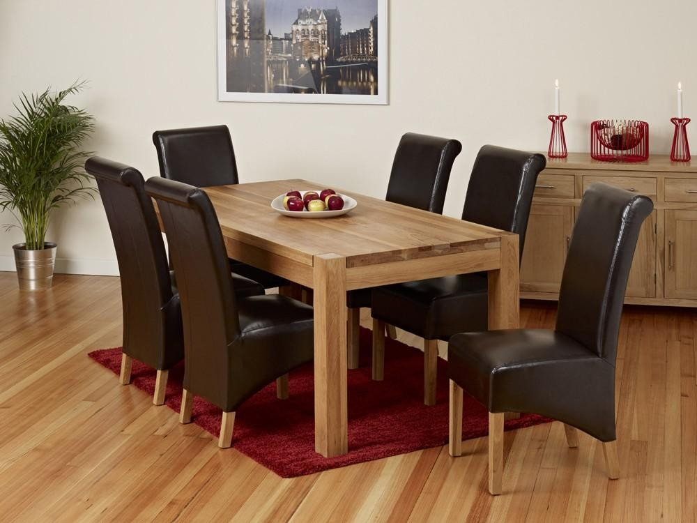 Best ideas about Dining Table And Chair Set . Save or Pin Top 20 Dining Tables and 8 Chairs for Sale Now.