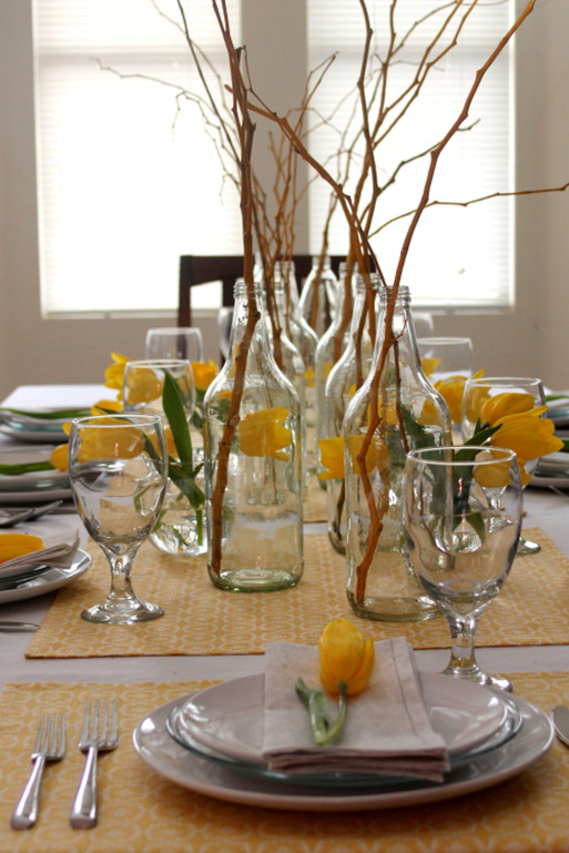 Best ideas about Dining Table Centerpiece Ideas . Save or Pin Dining Table Formal Dining Table Centerpiece Ideas Now.
