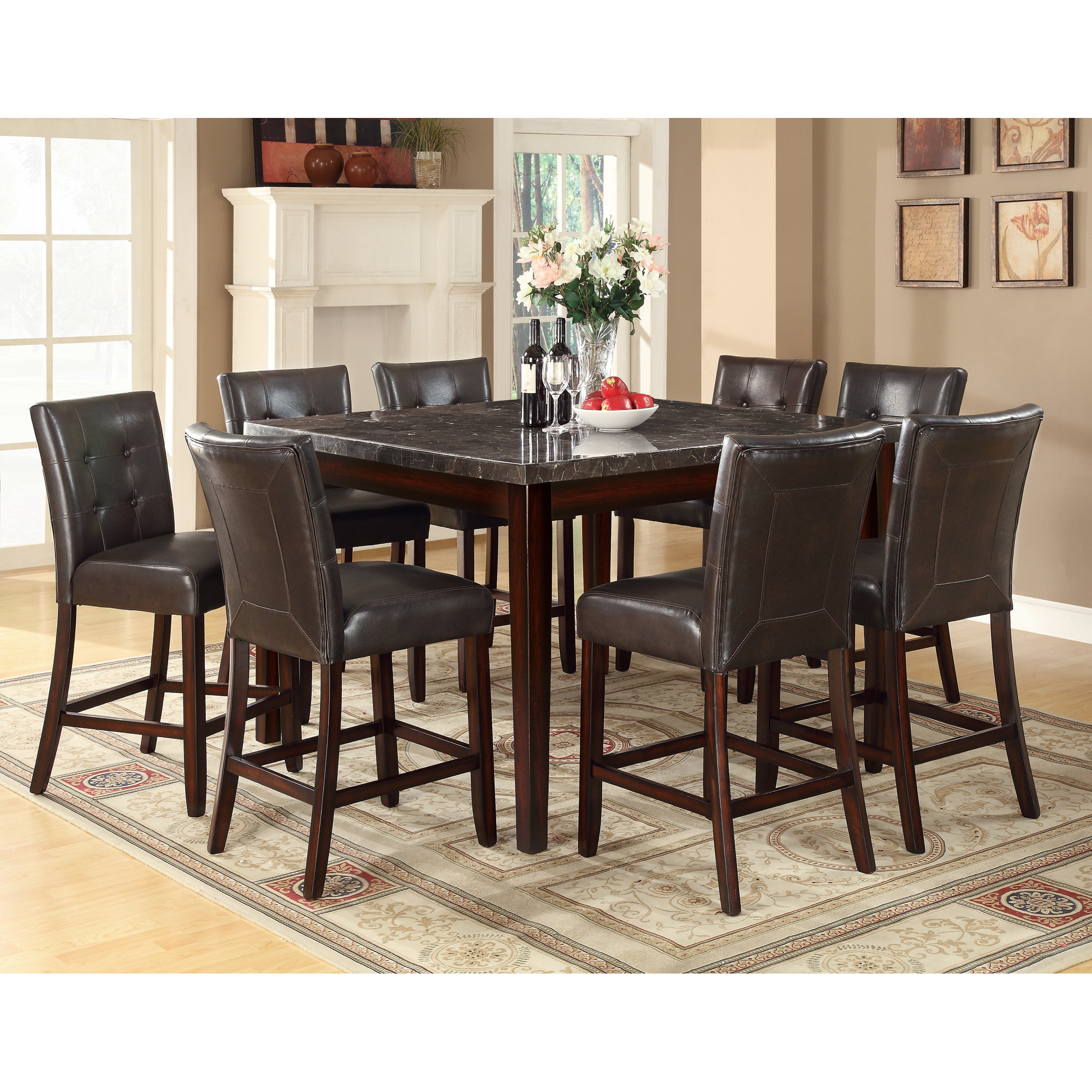 Best ideas about Dining Table Height . Save or Pin Alcott Hill Cincinnati Counter Height Dining Table Now.
