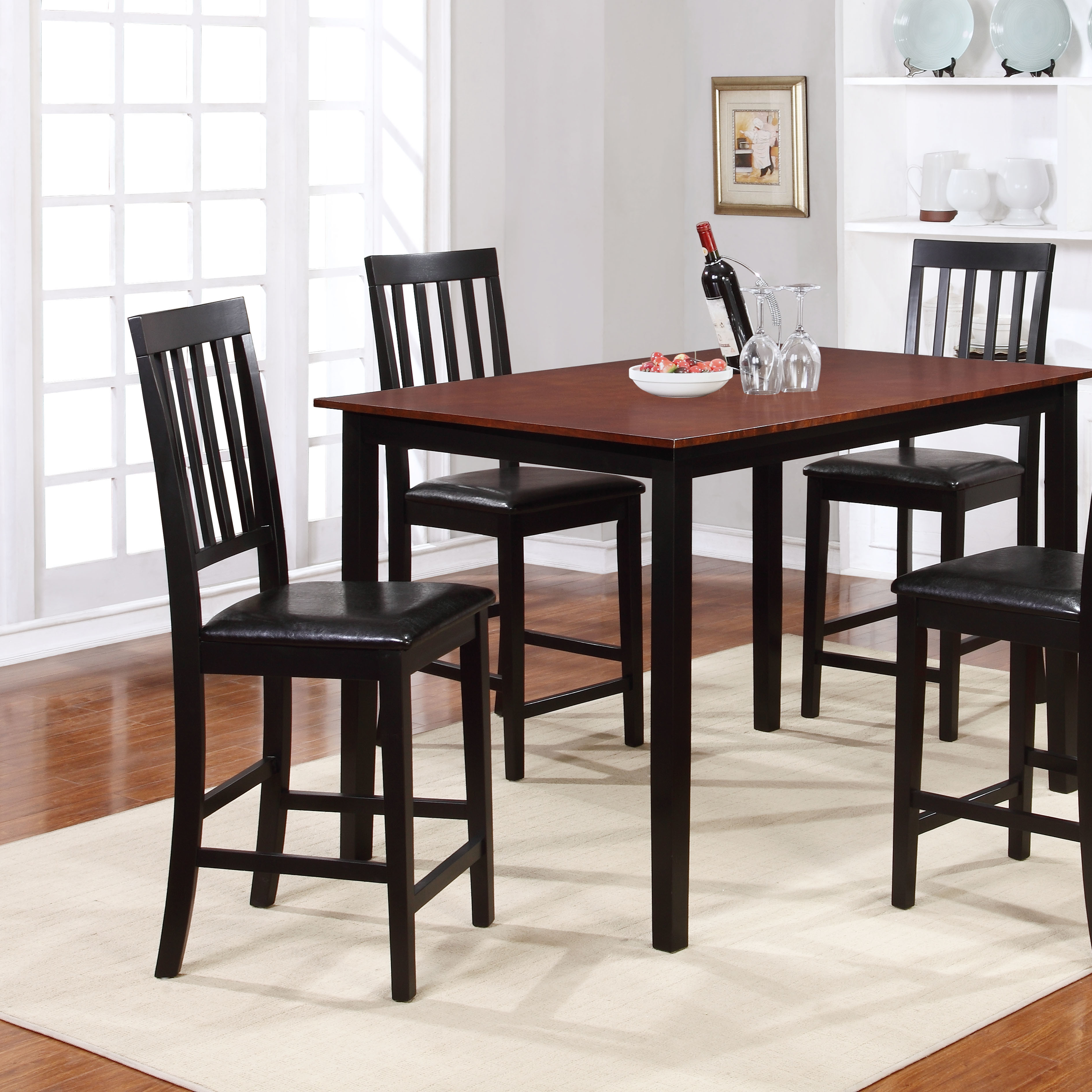 Best ideas about Dining Table Height . Save or Pin Charlton Home Andtree Counter Height Dining Table Now.