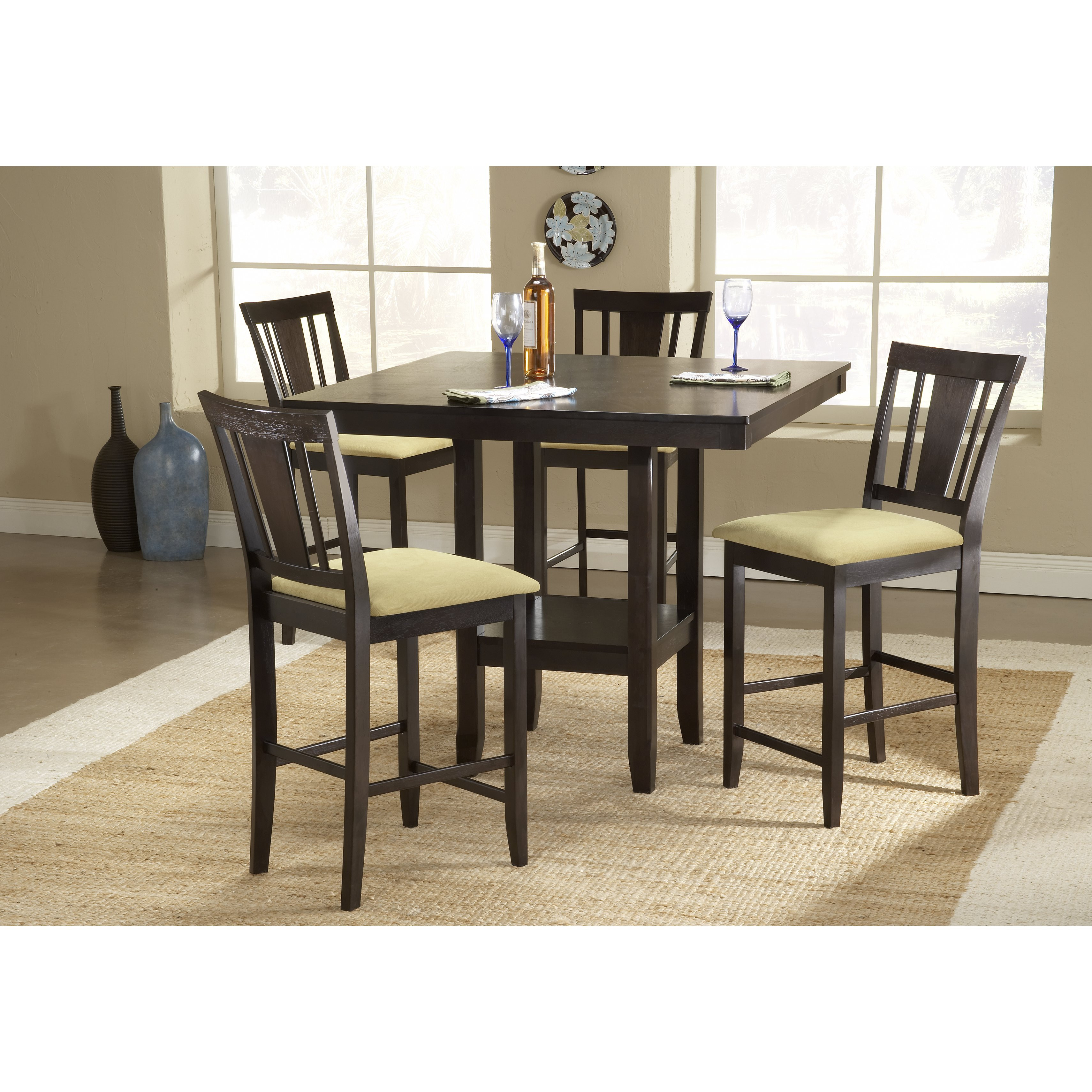 Best ideas about Dining Table Height . Save or Pin Hillsdale Arcadia Counter Height Dining Table & Reviews Now.