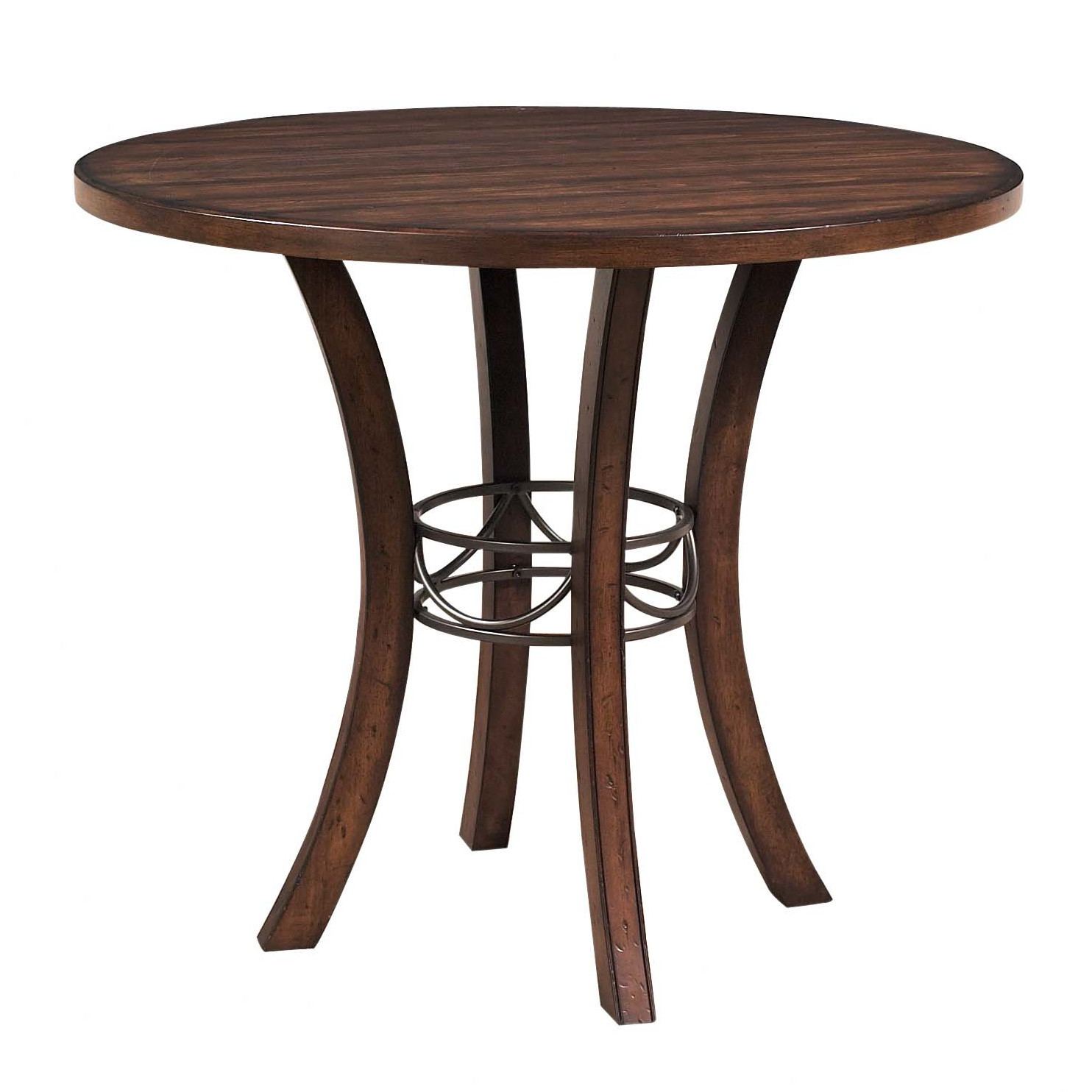 Best ideas about Dining Table Height . Save or Pin Hillsdale Cameron Round Counter Height Dining Table Now.