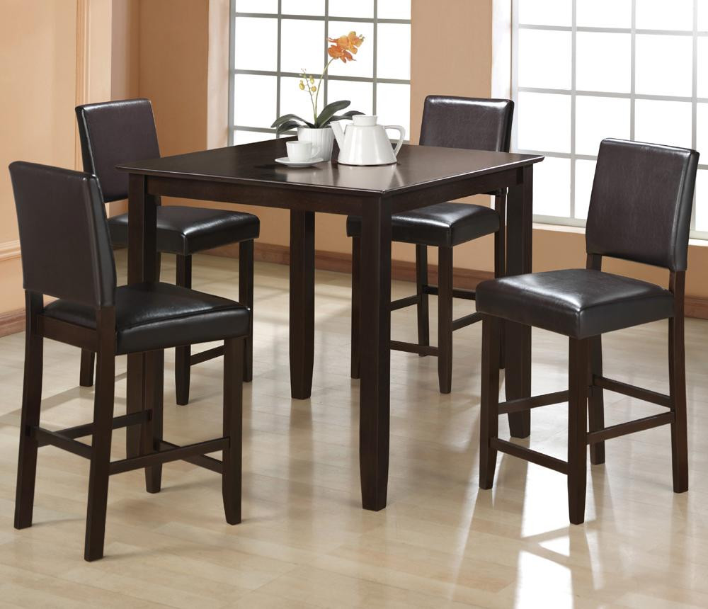 Best ideas about Dining Table Height . Save or Pin Furniture Counter Height Table Sets For Elegant Dining Now.
