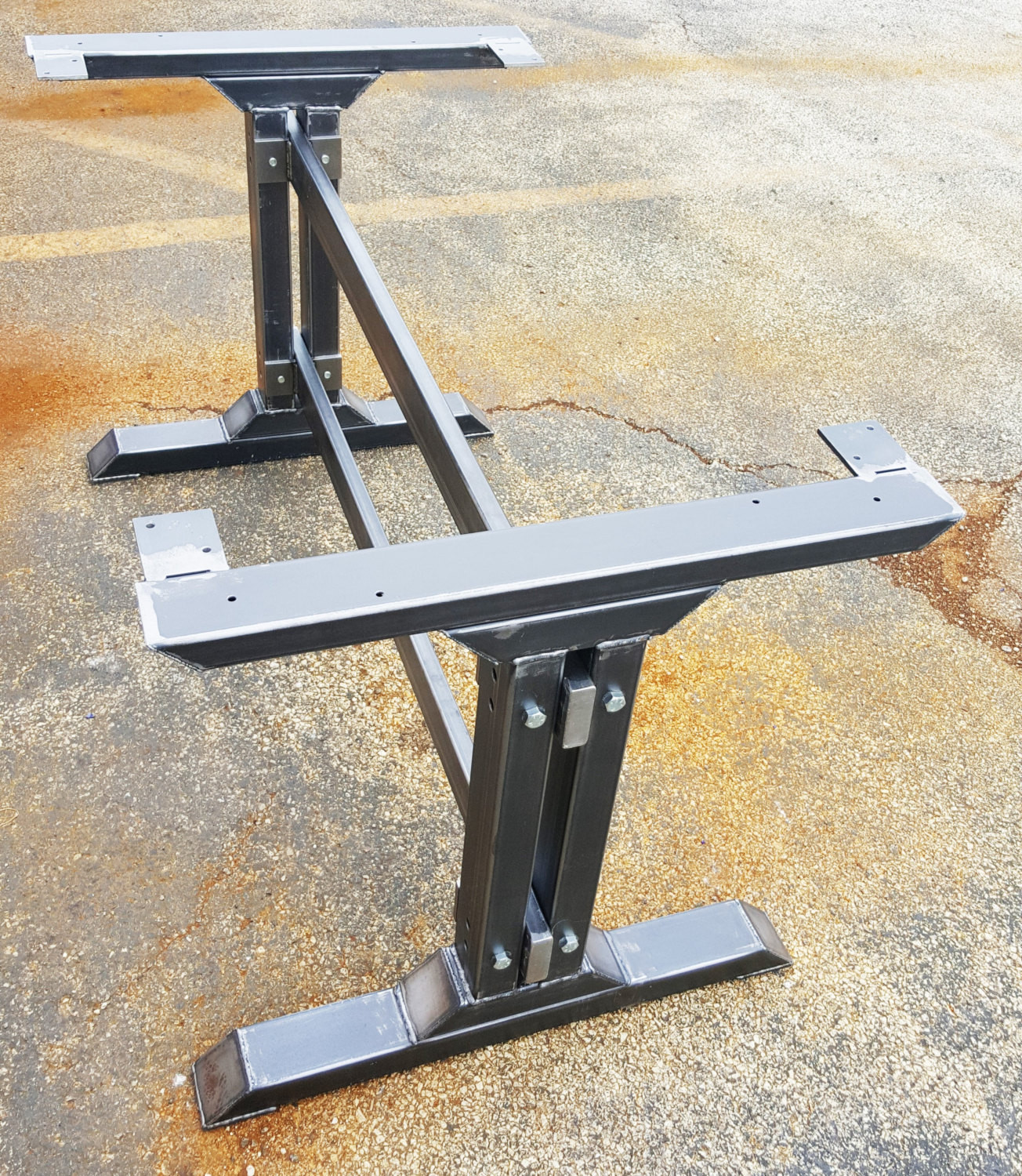 Best ideas about Dining Table Legs . Save or Pin Stylish Dining Table Legs Model 010 Industrial Kitchen Now.