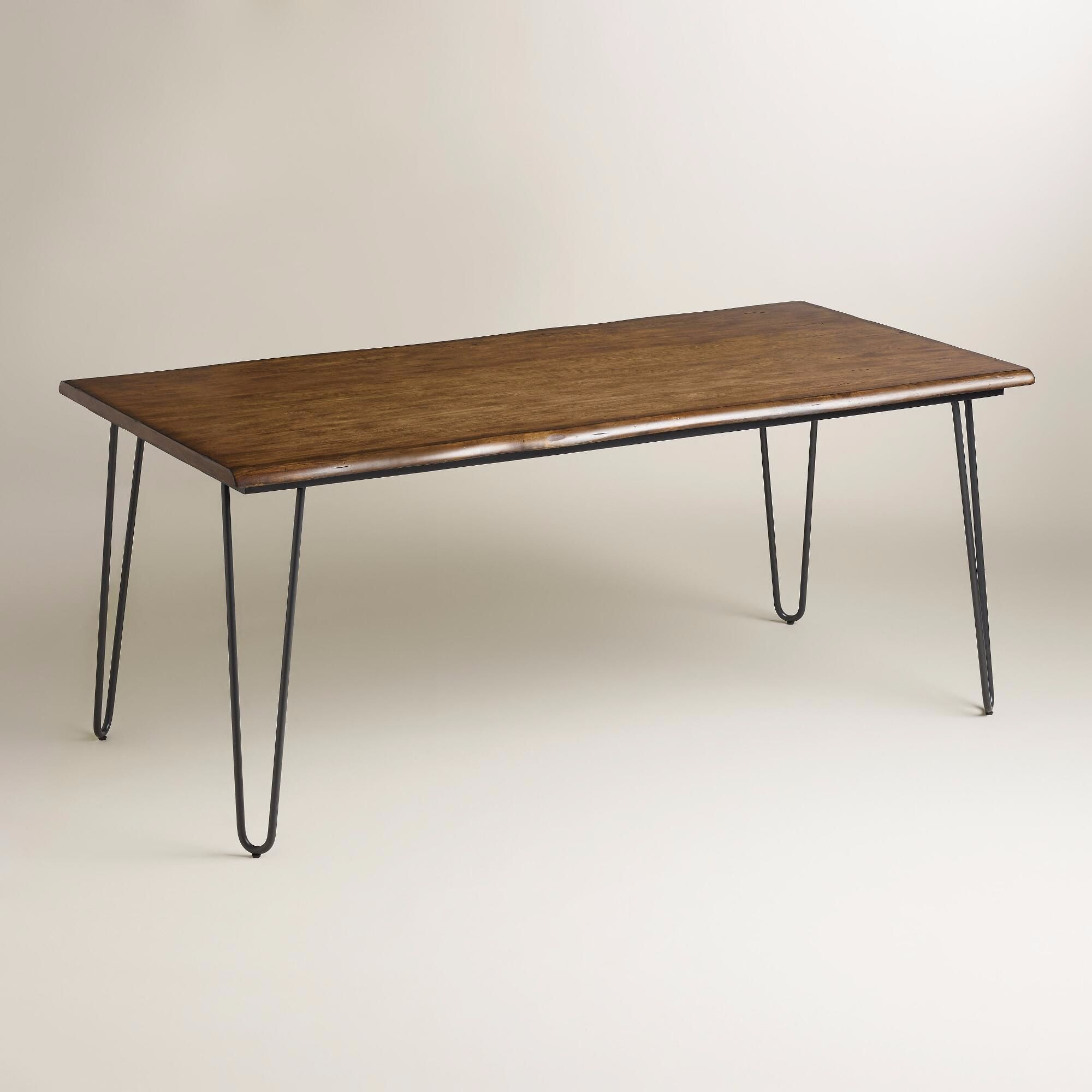 Best ideas about Dining Table Legs . Save or Pin Furniture Finds 6 dining tables to save or splurge on Now.