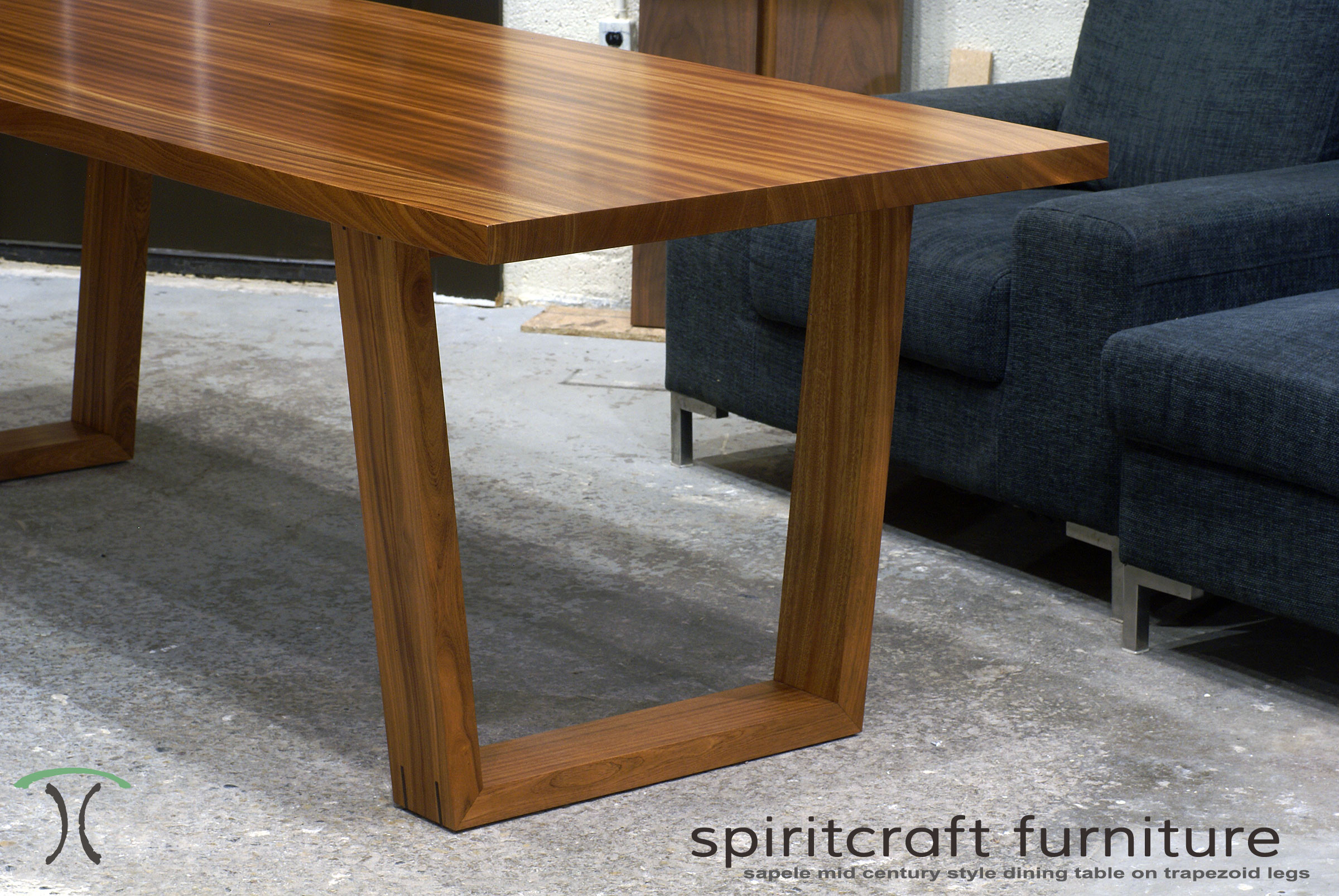 Best ideas about Dining Table Legs . Save or Pin Live edge slab dining tables Walnut slabs and tops Now.