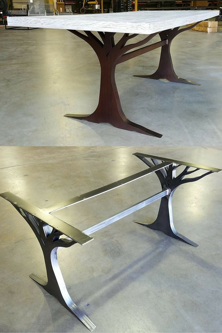 Best ideas about Dining Table Legs . Save or Pin Best 25 Metal table legs ideas on Pinterest Now.